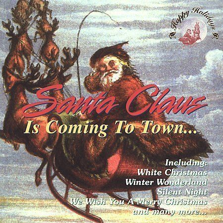Santa Claus & Other Yuletide Favorites by Various Artists (CD, Apr-2007, St. Cl…  | eBay