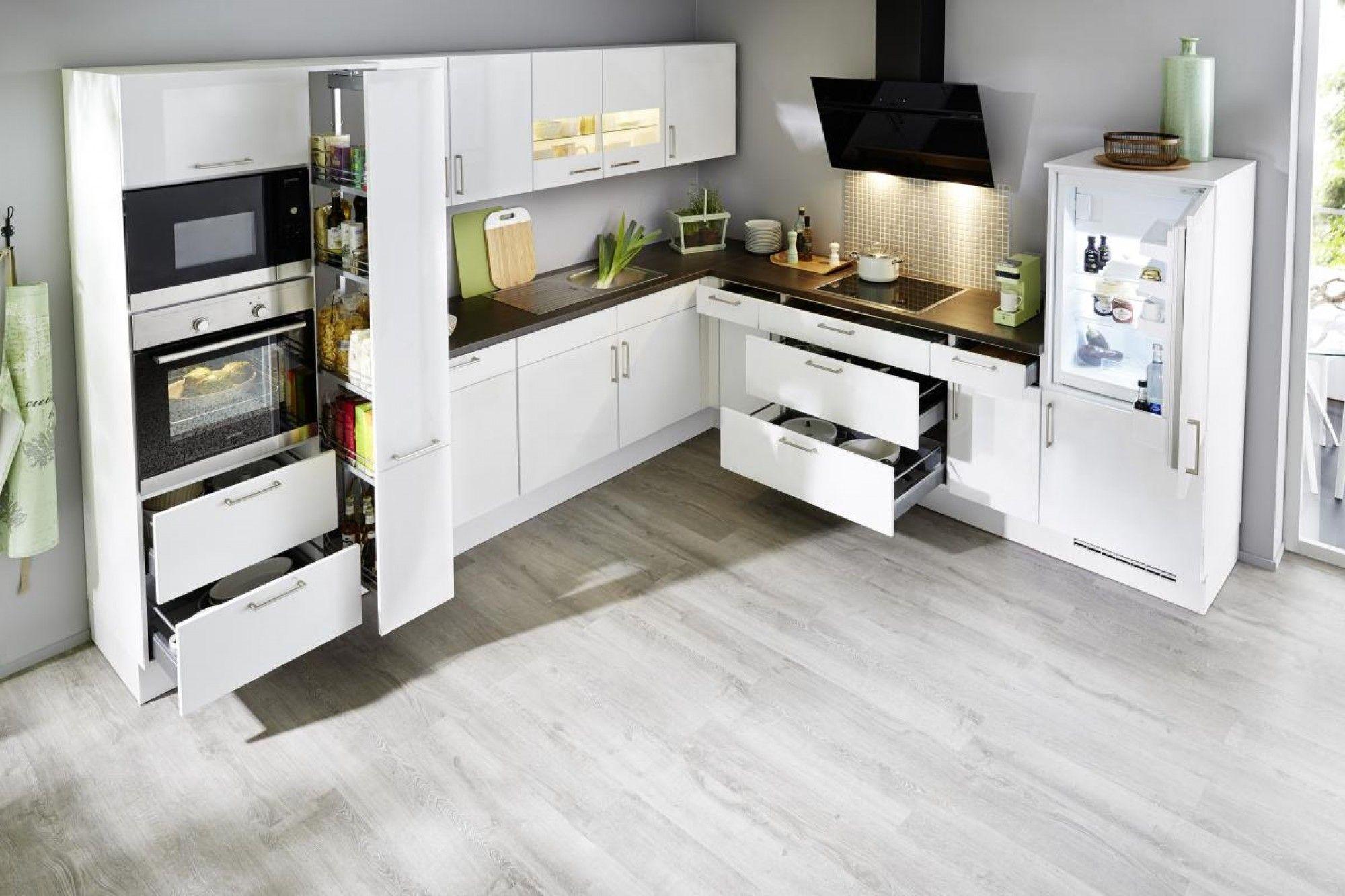 Küchenzeile poco ~ Winkelküche flash cm online bei poco kaufen bade