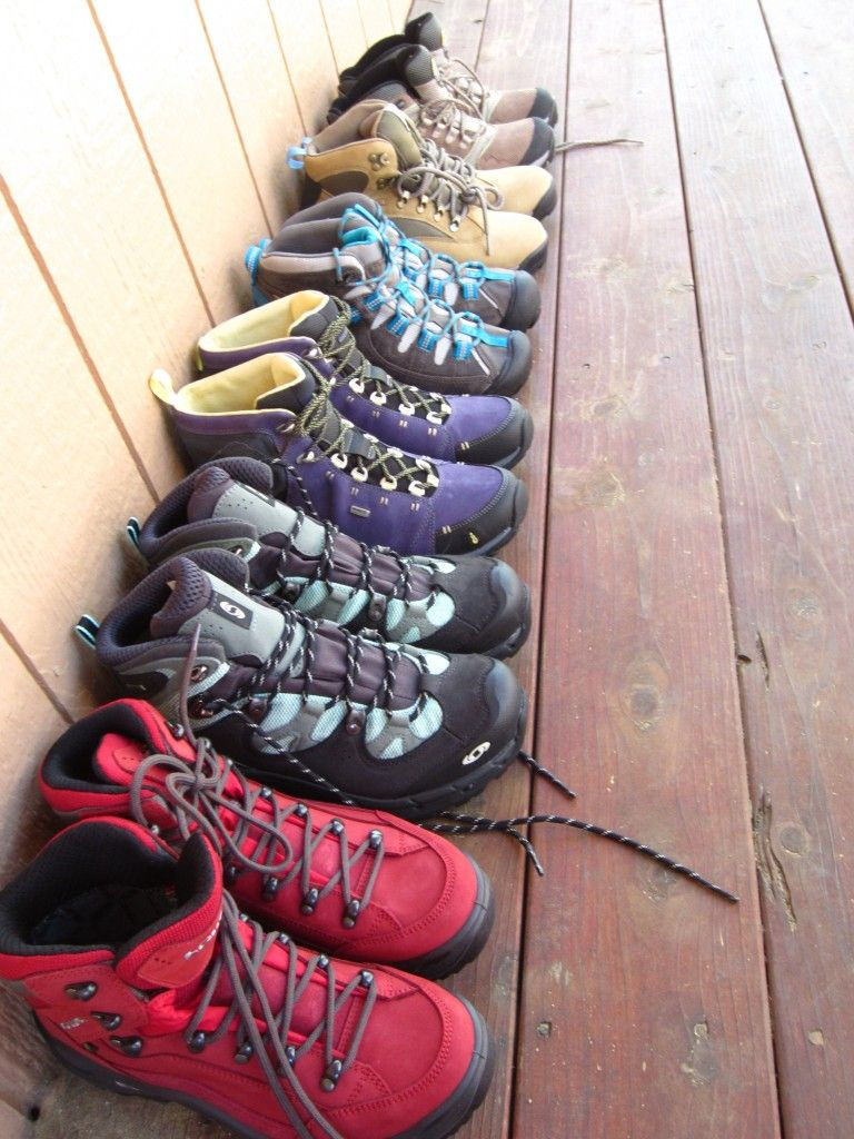 Best hiking boots for women A pair of these would have been a good ...