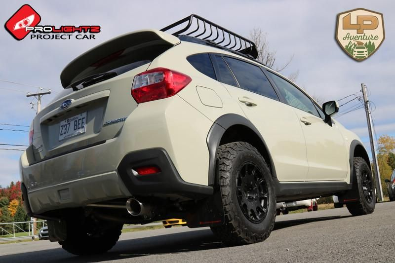 Brand Subaru Model Crosstrek Year 2016color Kaki Modifications