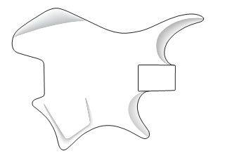 strandberg guitar back headless guitars pinterest guitars and  guitar design