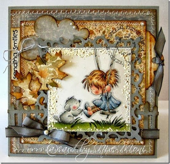 Good morning crafters, I hope you're all having a lovely weekend We're at the Stamp Magic show...