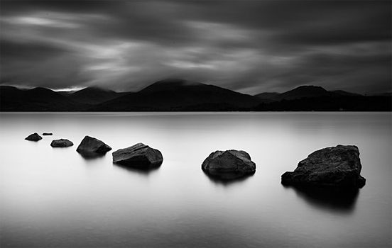 A classic black white nature photography 4