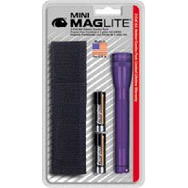 Mag Instrument MAGM2A98H Aa Mini Maglite Holster Purple