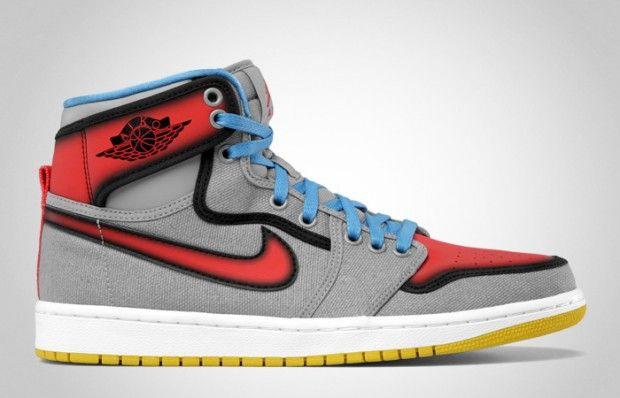 Air Jordan 1 Barcelona Sneakers Men Fashion Air Jordans Air Jordans Retro