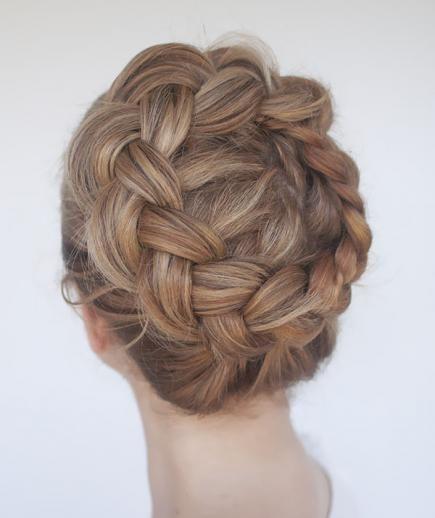 Crown Braid Wedding Hairstyles: 9 Wedding Hairstyles That Look Amazing In Pictures