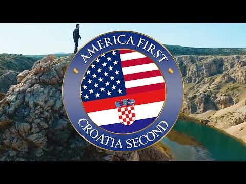 Now Croatia Is Trolling Trump With A Hysterical Video Quot Grab Them By The An S Quot Croatia Zagreb Croatia Prime Time