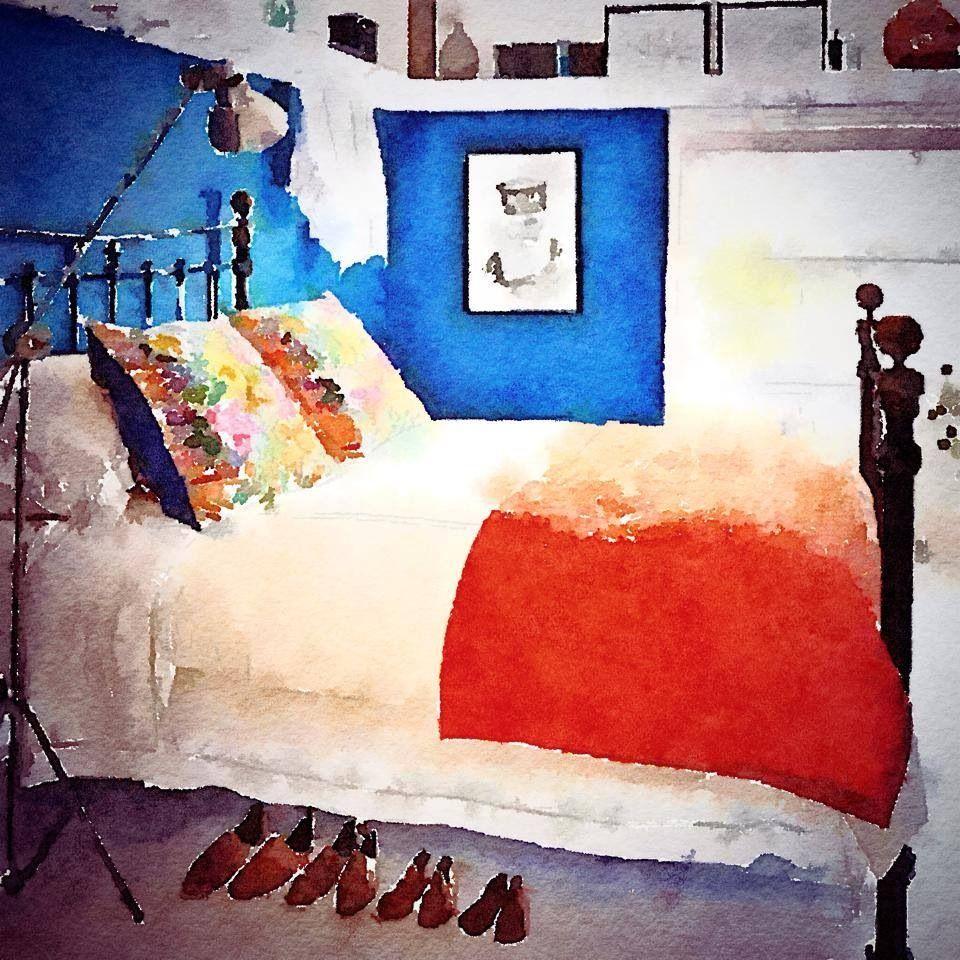 Winning Spare Room Via Sarah Moore Vintage Great Interior