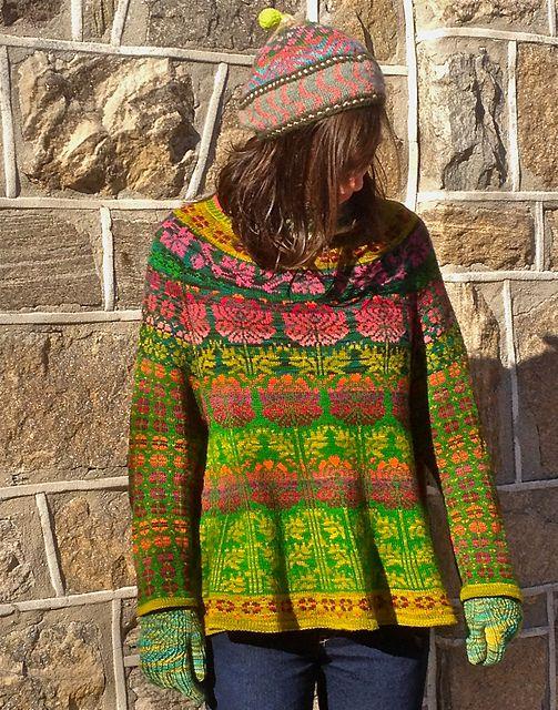 Ravelry: ableramm\'s The Unicorn Escapes Captivity | Knitting ...