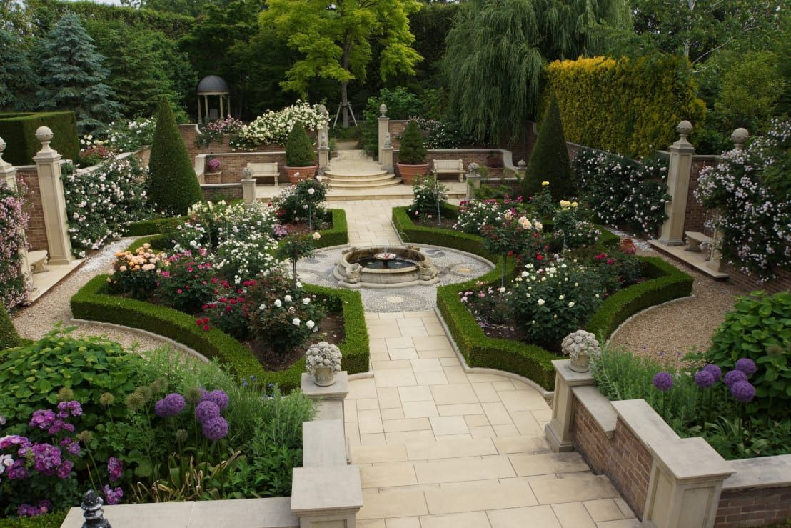 The Elements of Classical Landscaping (2020) | English ...