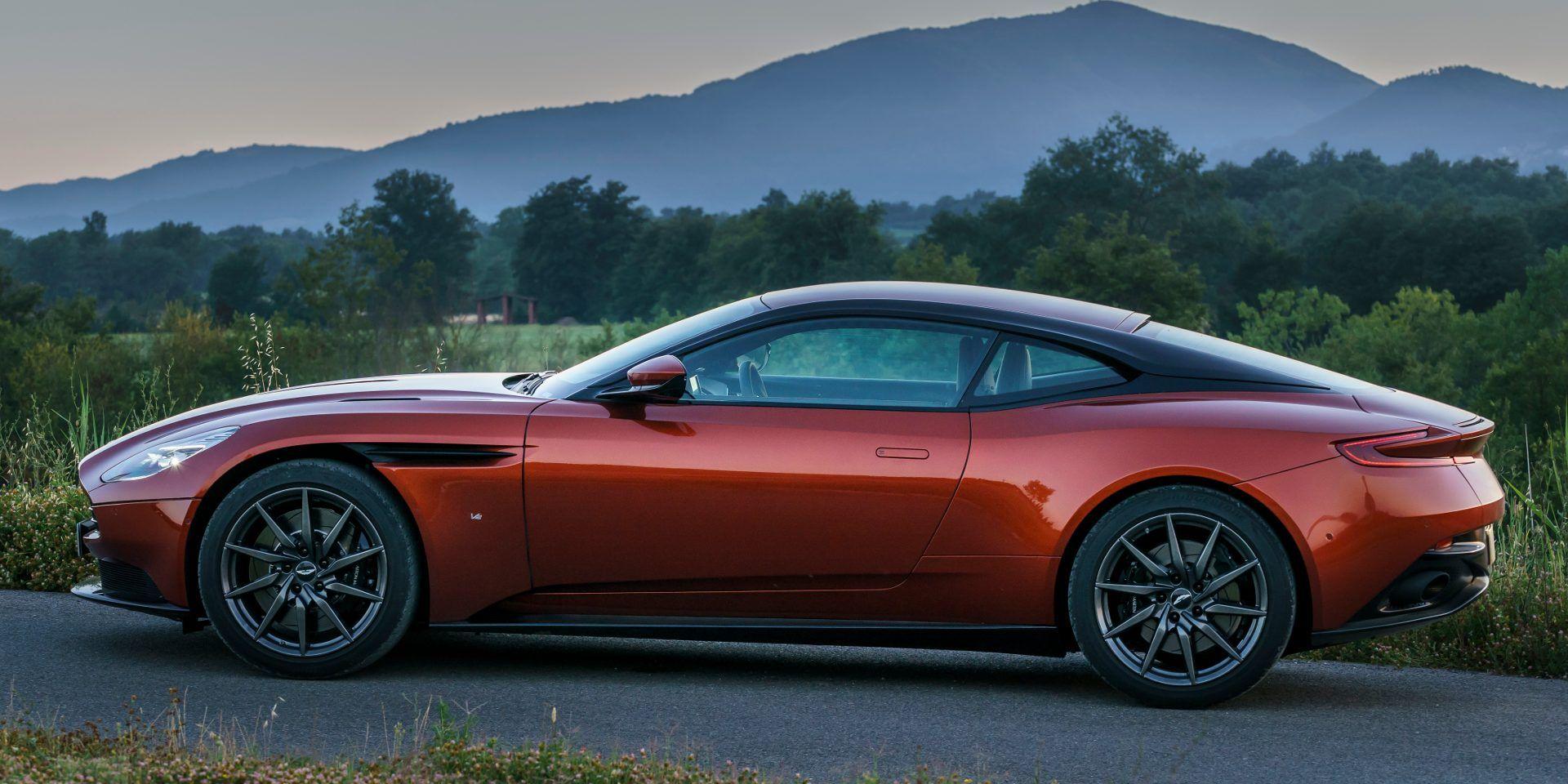 Essai Aston Martin DB11 2016 Aston martin, Automobile