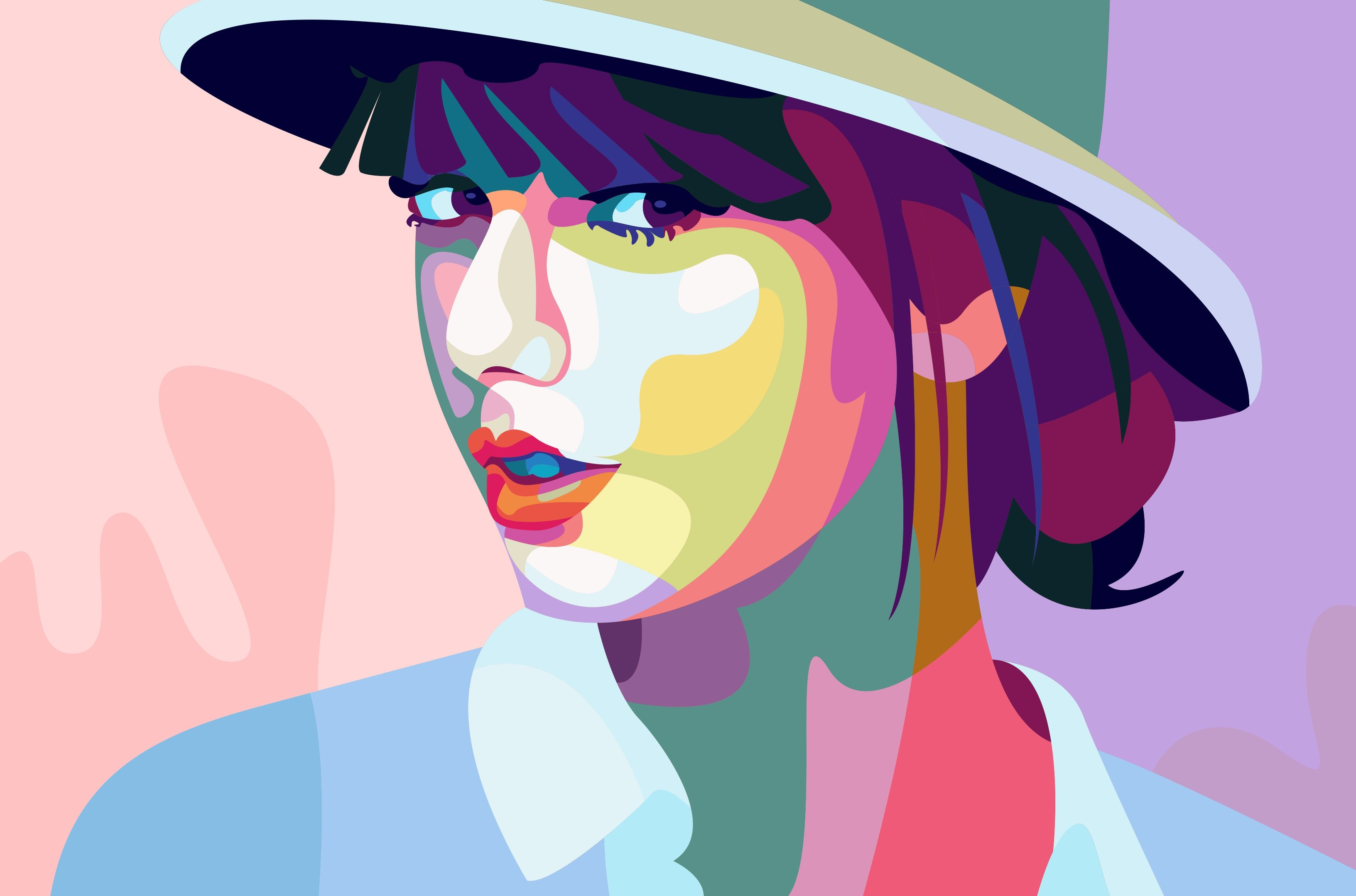 Download #taylorswift #popart #lovestory #portrait #vector # ...
