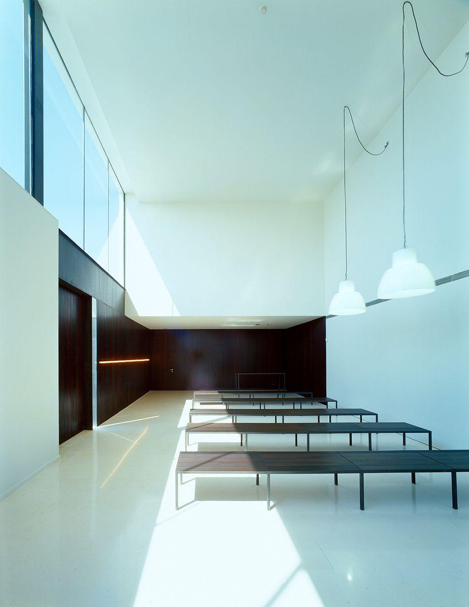 Municipal funeral services terrassa arquitectura pinterest arquitectura arquitectura - Estudio arquitectura barcelona ...