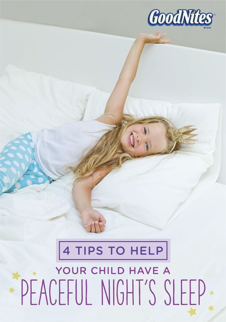 Neither you or your child likes waking up in the middle of ...