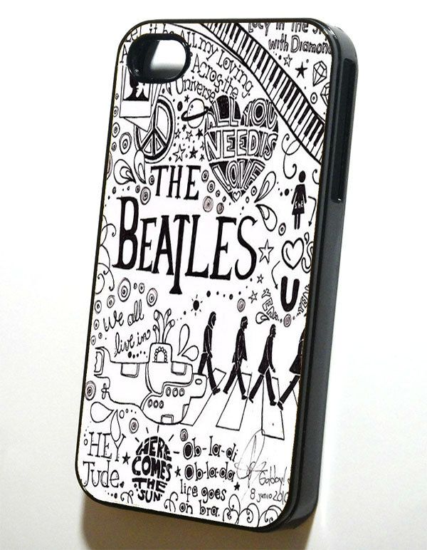 The Beatles    iphone 4 case,