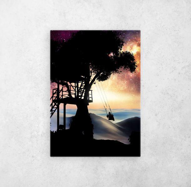 #surreal #surrealprint #surrealart #happyness #landscape   Displate thumbnail
