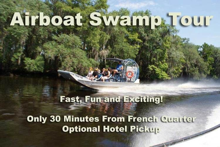 Airboats — Gators & Ghosts