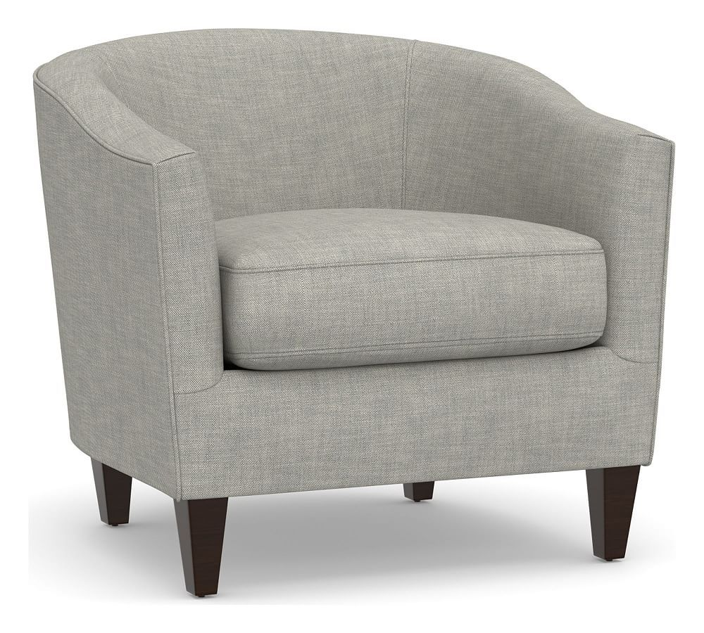 Harlow Upholstered Armchair Upholstered Arm Chair Armchair