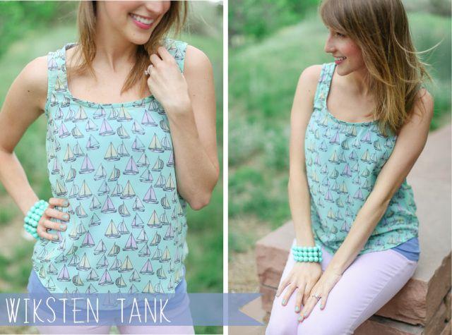 love a Wiksten tank