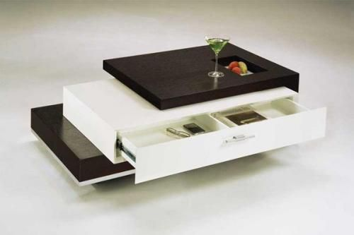 table design home art Pinterest Almacenamiento, Aprovechado y - mesas de centro de diseo