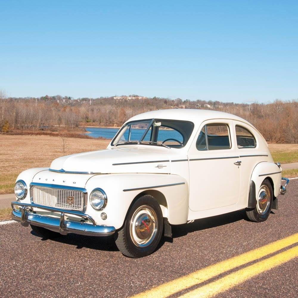 1958 Volvo PV444 | Sweet rides | Pinterest | Volvo, Cars and Vehicle