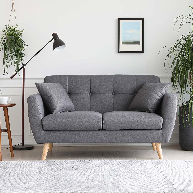 Un Sofá Mini Cojines Para Sala Modernos Muebles De Sala Modernos Muebles