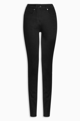Buy Black Premium Modal Skinny Jeans from the Next UK online shop ...