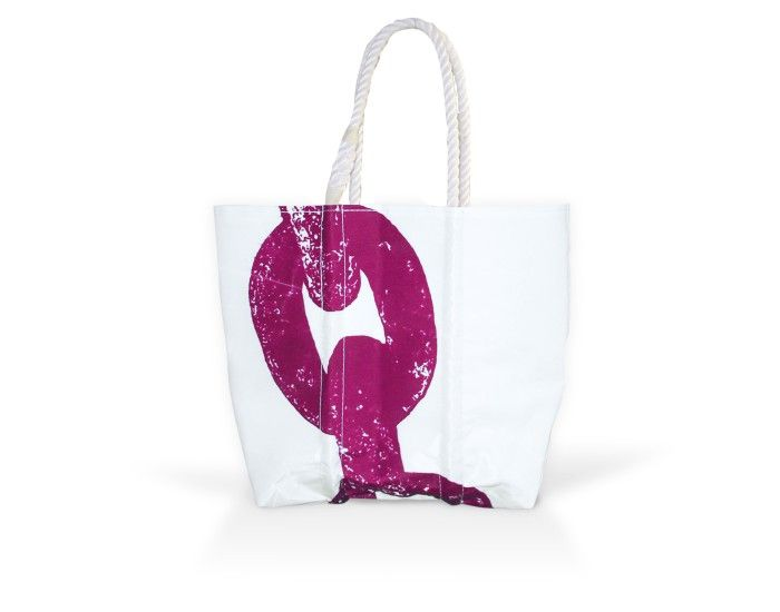 I love the fact that Sea Bags from Maine are made from recycled sails!