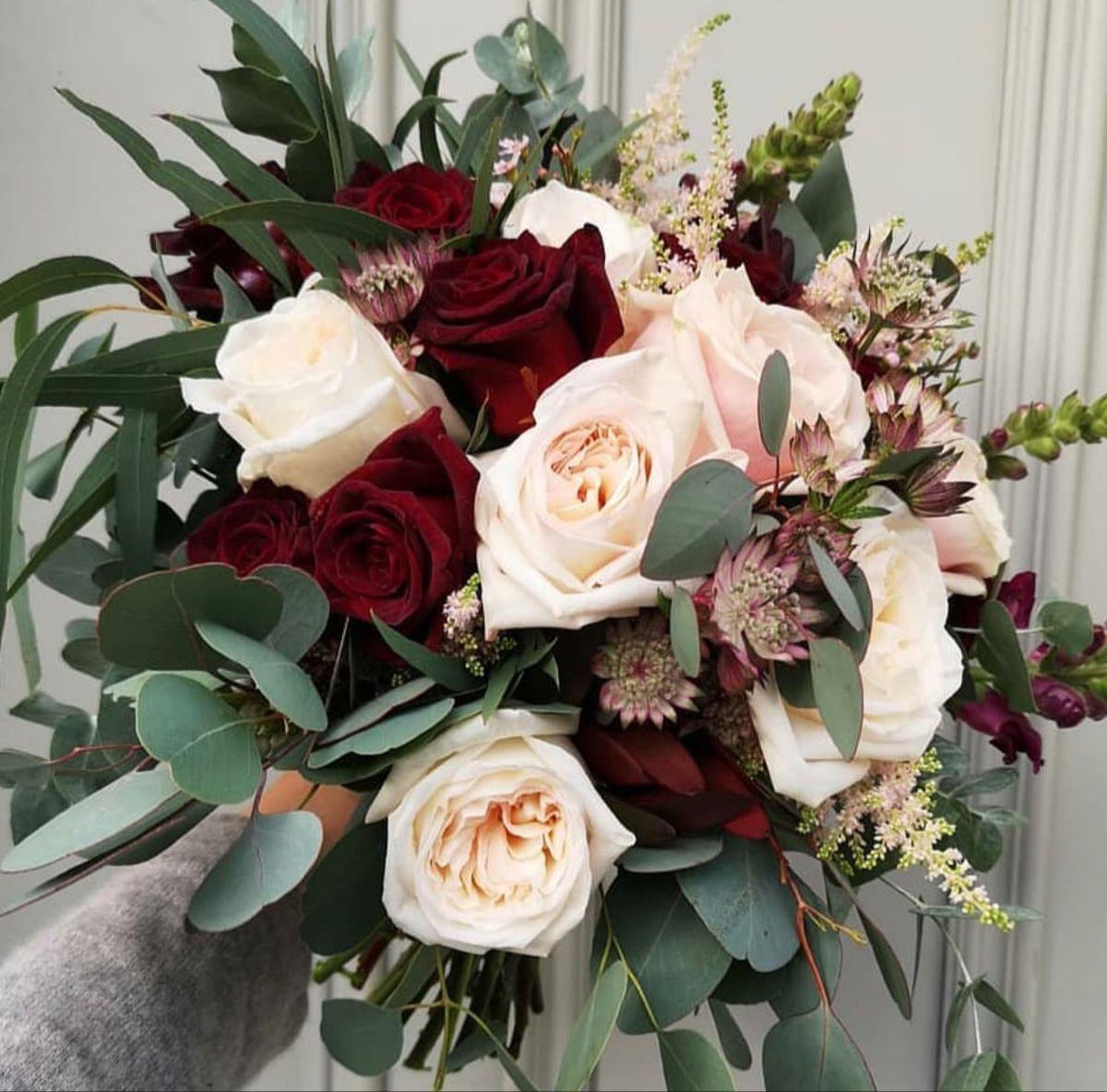 Burgundy Flowers In 2020 Online Wedding Flowers Burgundy Wedding Flowers Burgundy Flowers