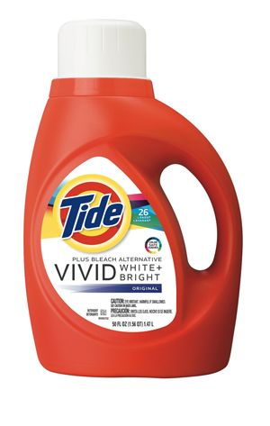 Free Sample Of The New Tide Vivid White Bright Detergent It S