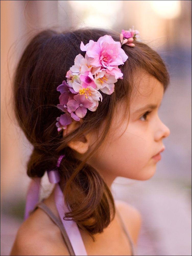 couronne de fleurs pour enfant ornella pastel autres bricoles couronne de fleurs. Black Bedroom Furniture Sets. Home Design Ideas