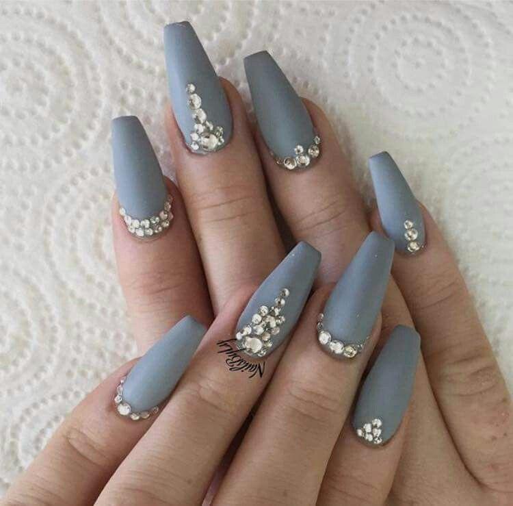 Pin by Delaney Lindeman on Nails | Pinterest | Nail nail, Nails ...