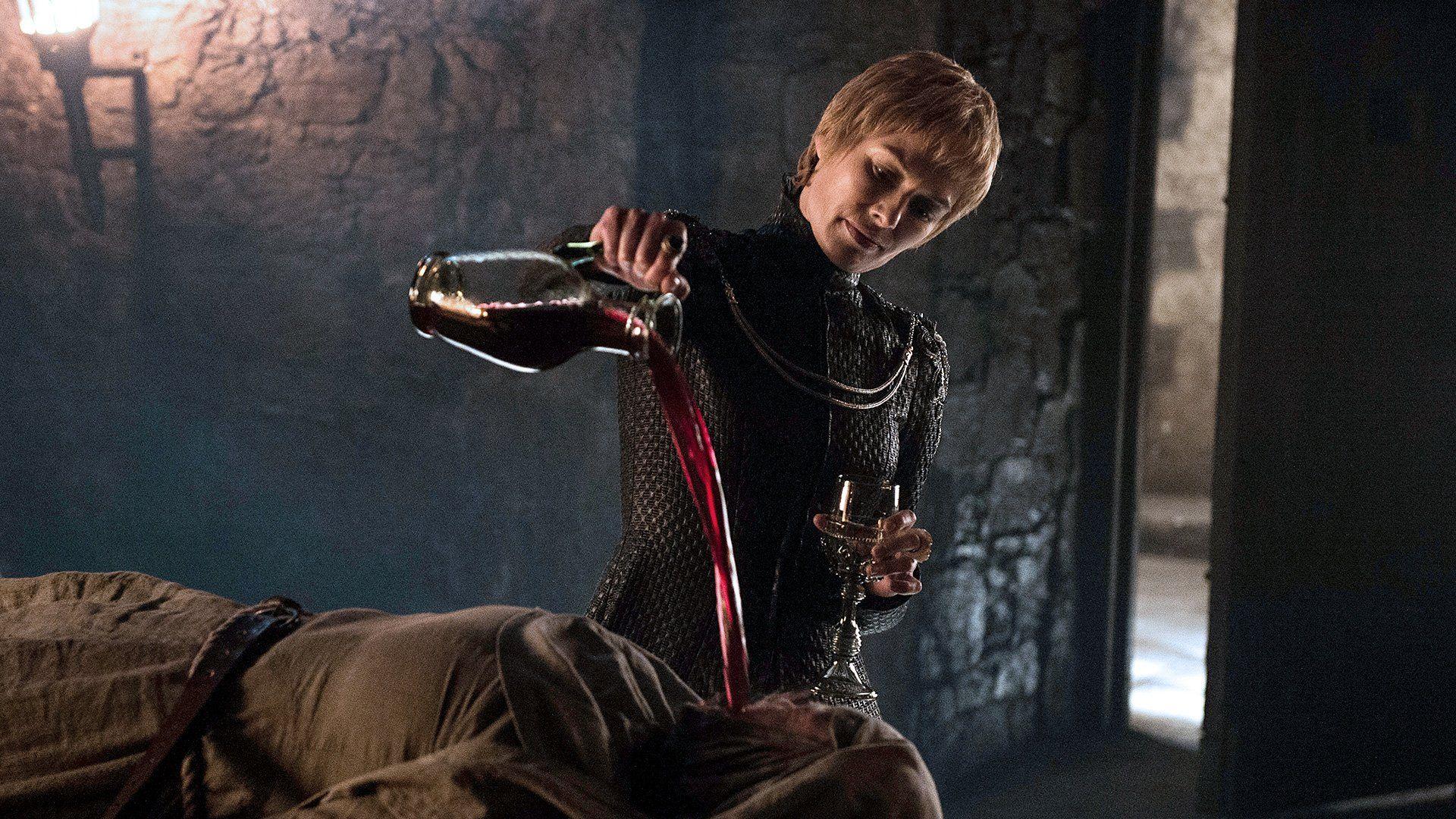 Series De Television Juego De Tronos Lena Headey Cersei Lannister