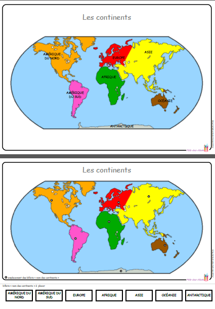 épinglé Par T K Sur Afrika Carte Des Continents