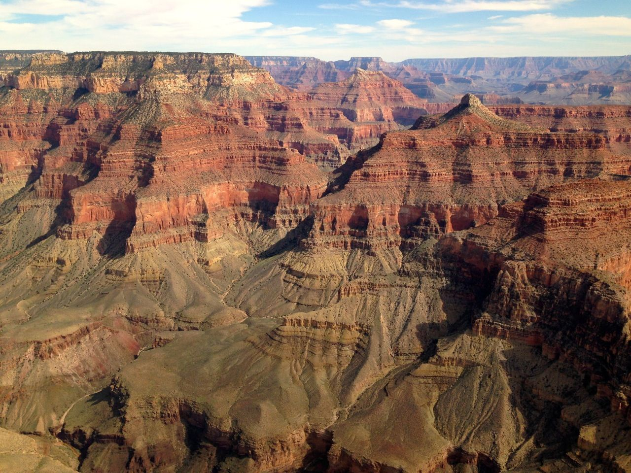 Flying Over the Grand Canyon, by Andrew Evans [video]