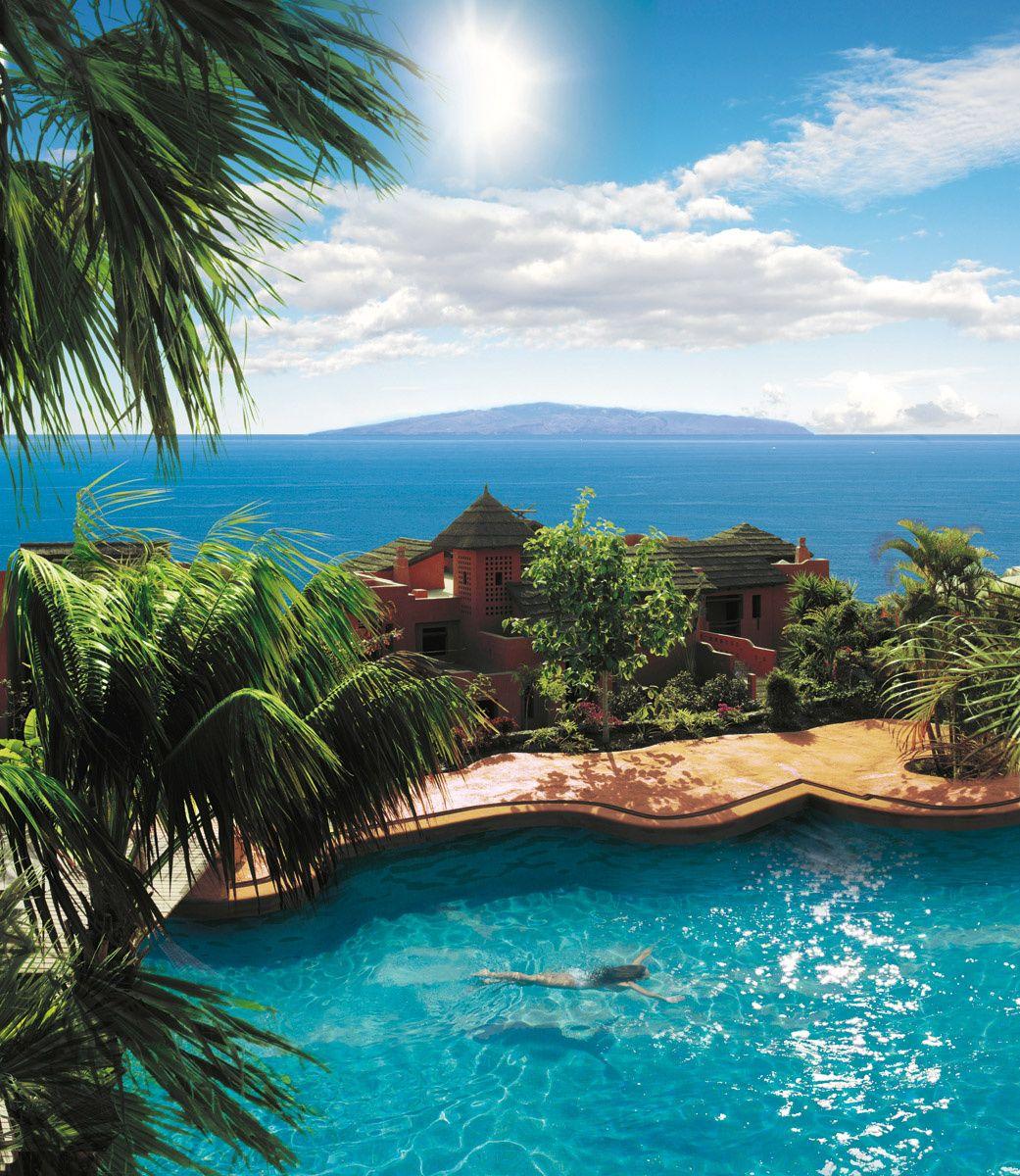 Islas Canarias el paraíso es nuestro Hoteles tenerife