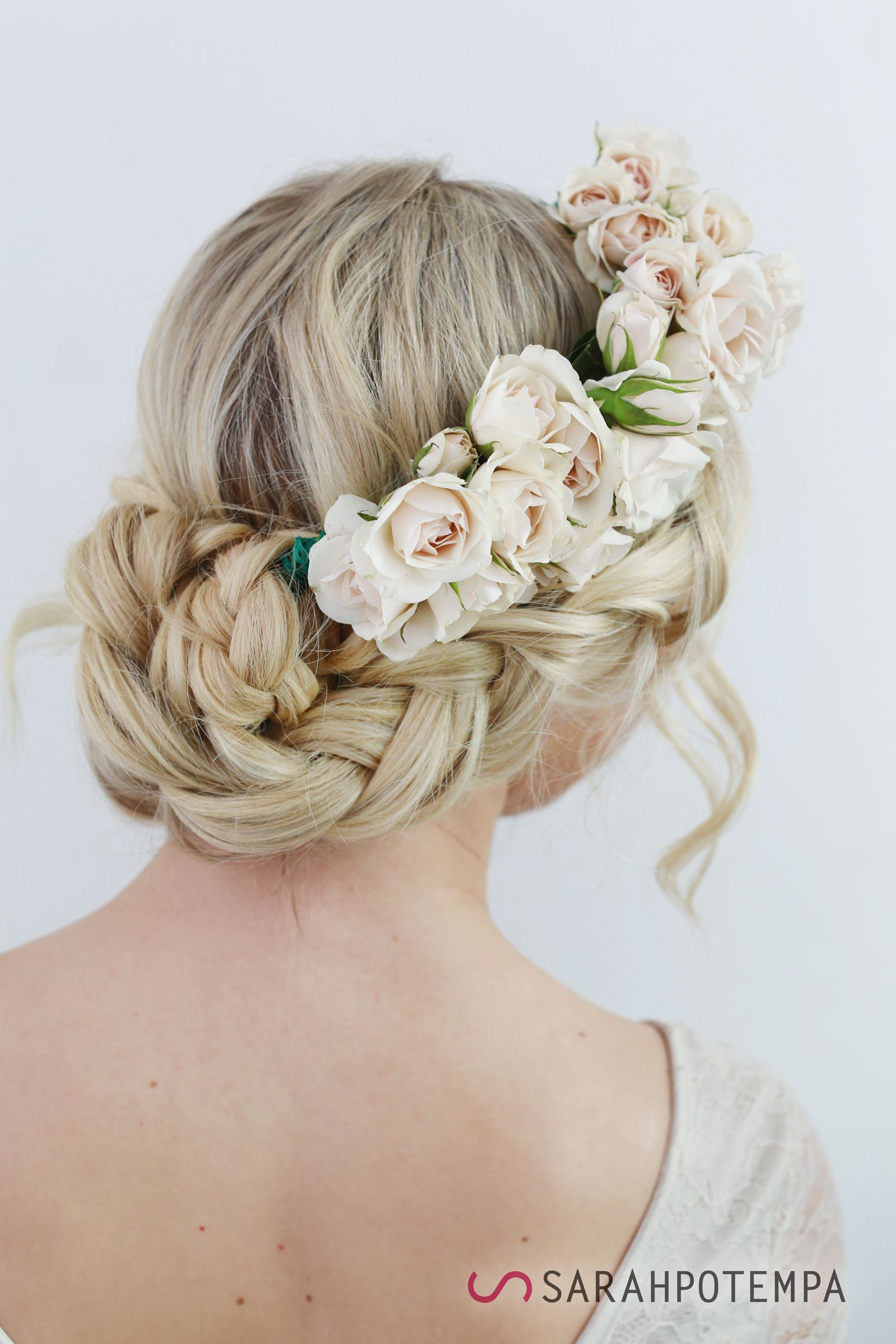Bridal Braids | SARAHPOTEMPA Hairstyling Tools