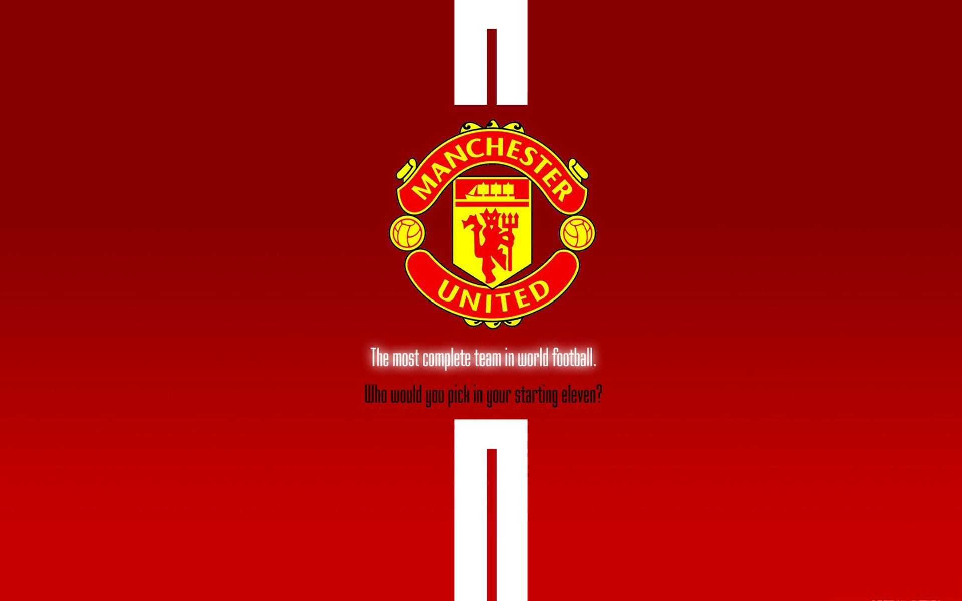 manchester united black logo wallpaper by dalibor manchester 1920a—1200 wallpaper manchester united 41