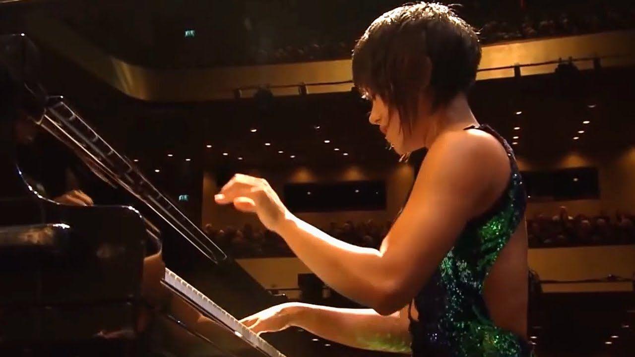 Yuja Wang Gershwin Rhapsody in Blue [HD]