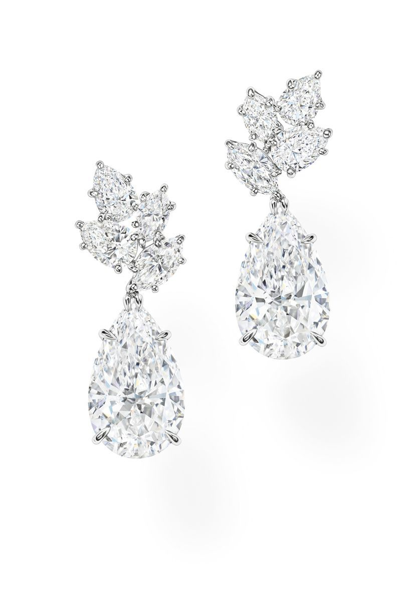 Harry Winston The Legacy Collection An Unrivalled D Colour Internally Flawless Diamond