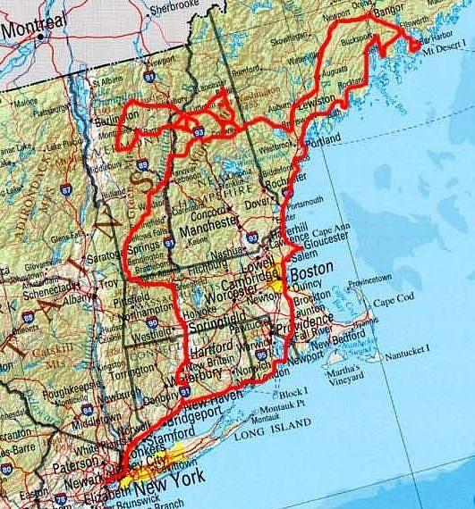 Indian Summer New England Google Suche