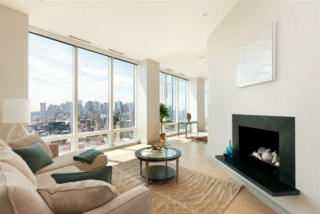 Stunning duplex penthouse in astor place tower