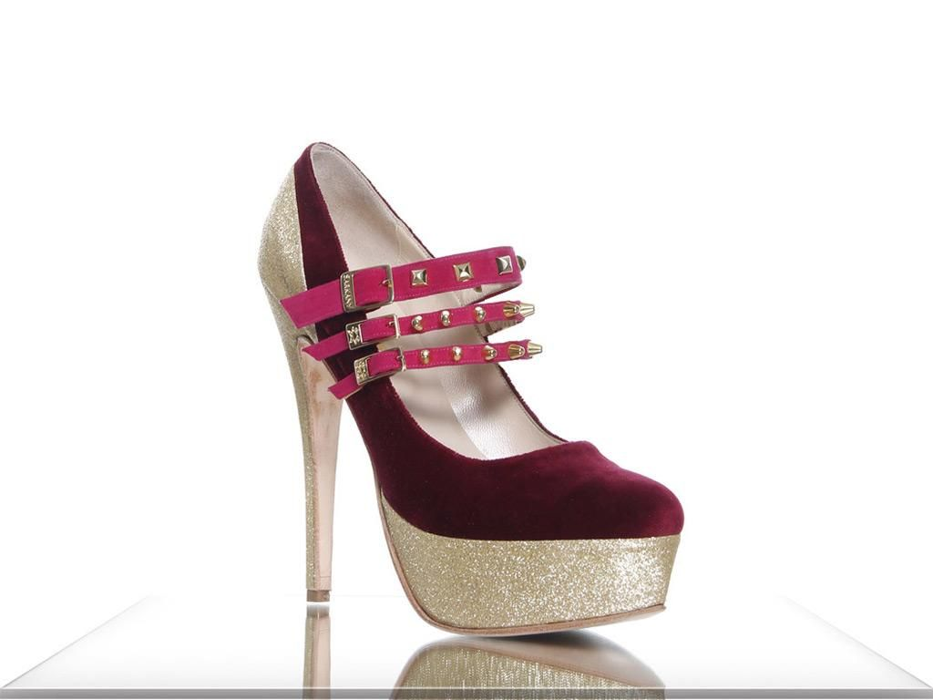 Ricky Sarkany Shoes