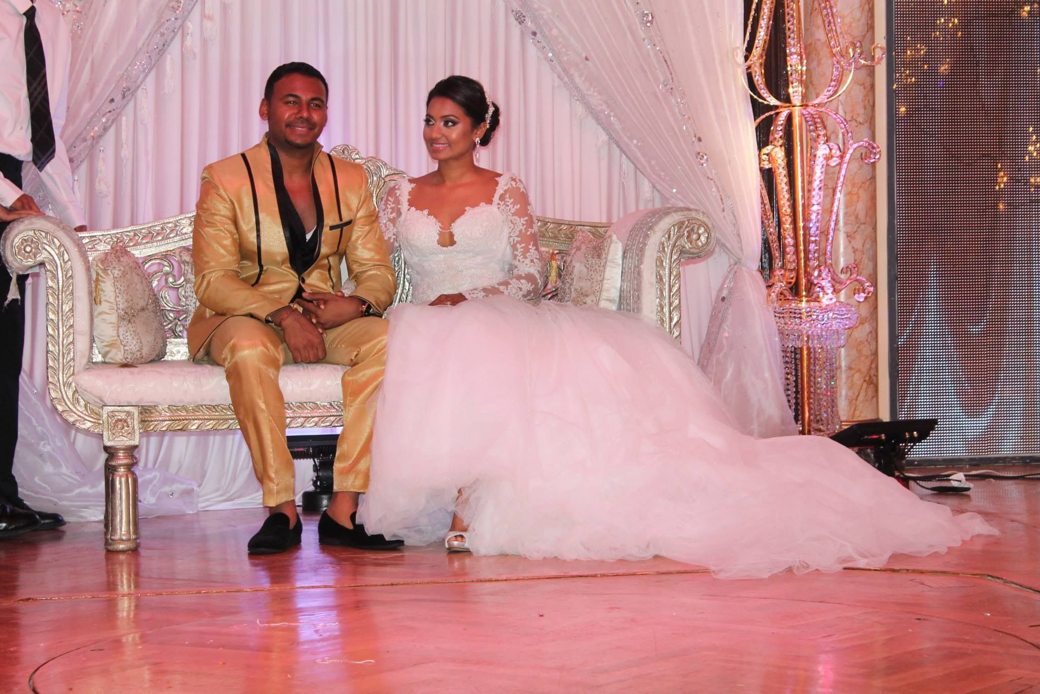 Wedding Reception Lace Wedding Dress Long Sleeve Wedding Dress