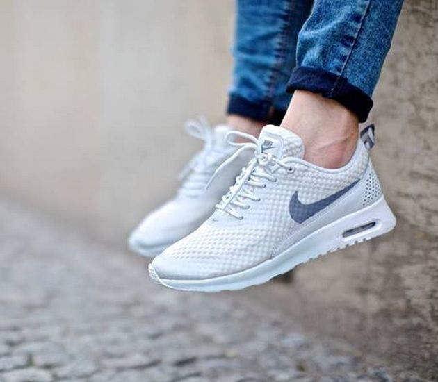Nike Sneakers Grey Wmns Max Light Womens Thea Base Air BZxBA04n
