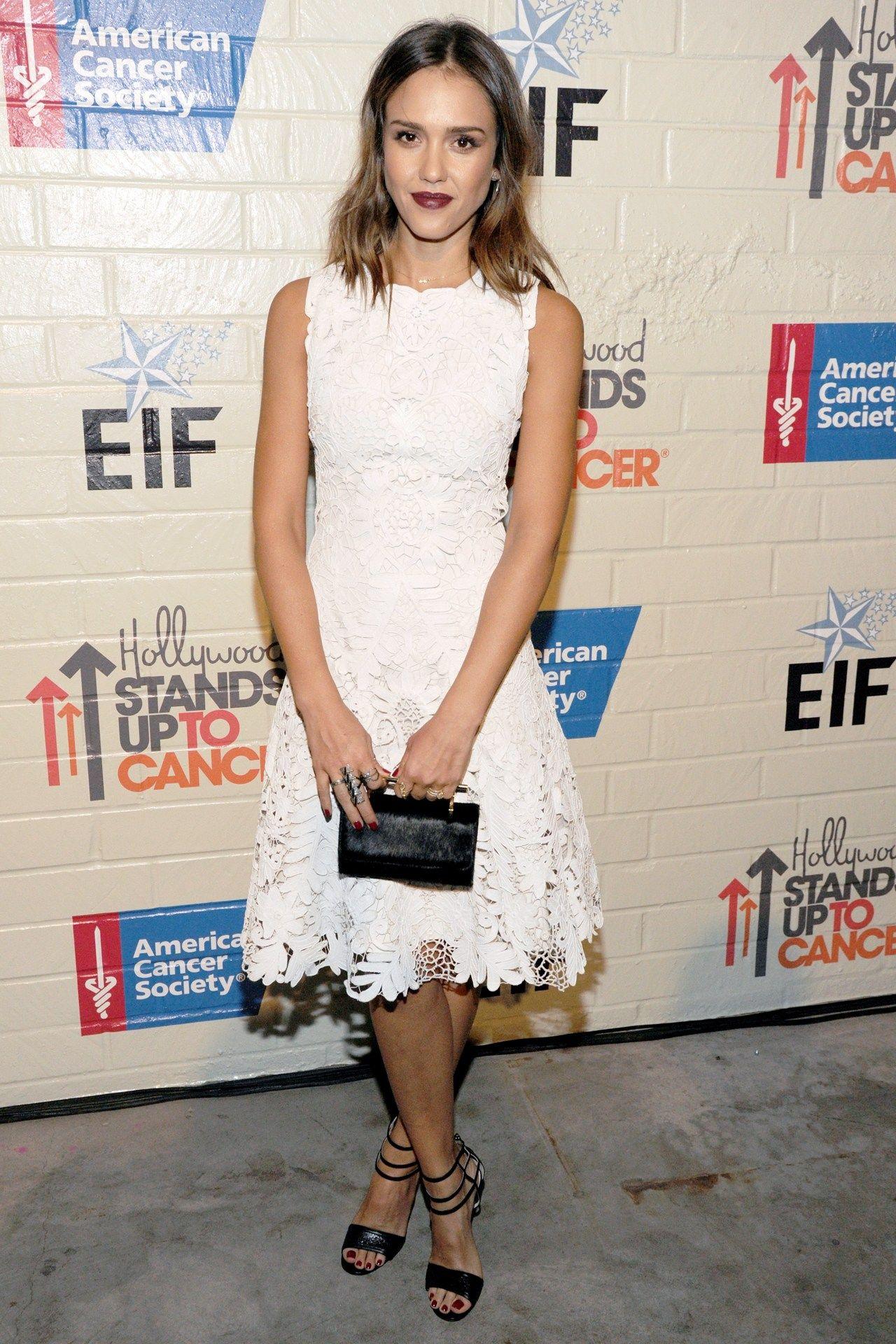 Jessica Alba - best dressed