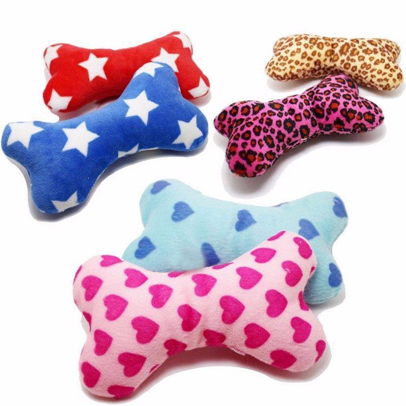 Dog & Cat Bone Chew Toy