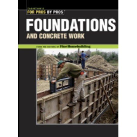 Foundations and Concrete Work