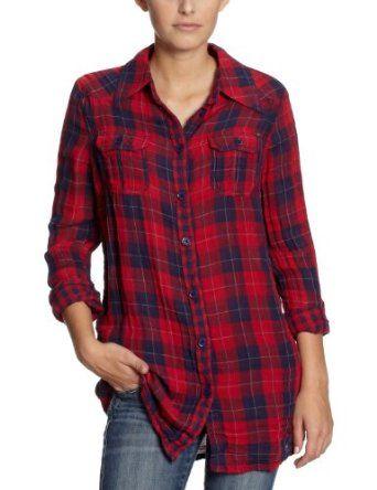 camisas cuadriculada roja y azul - Buscar con Google