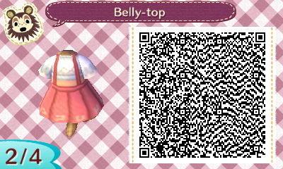 Sommer-Kollektion | QR-Codes - Animal Crossing New Horizons